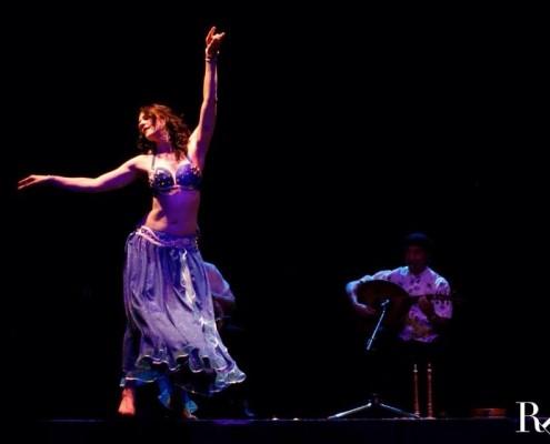 Samar Oriental Dance Ensemble at Ya Helwa