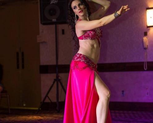 Ashley Dance - Randa Kamel Crown competition 2014