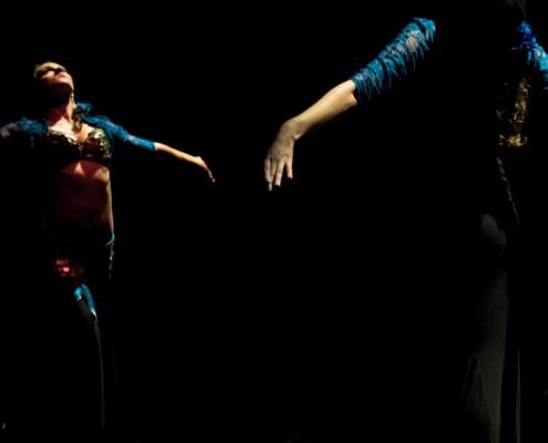 Abidiyat - Raices y Alas Show 2013
