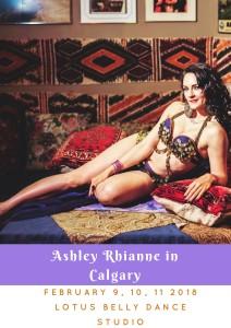 Ashley Rhianne in Calgary
